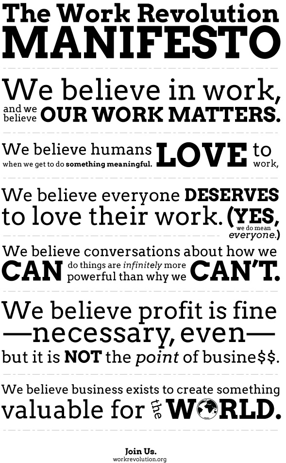 TWR-Manifesto