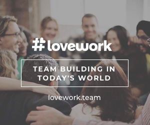 You should #lovework